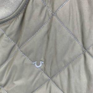 Polo by Ralph Lauren Jackets & Coats - Men's True Religion Green Quilted Vest XXL